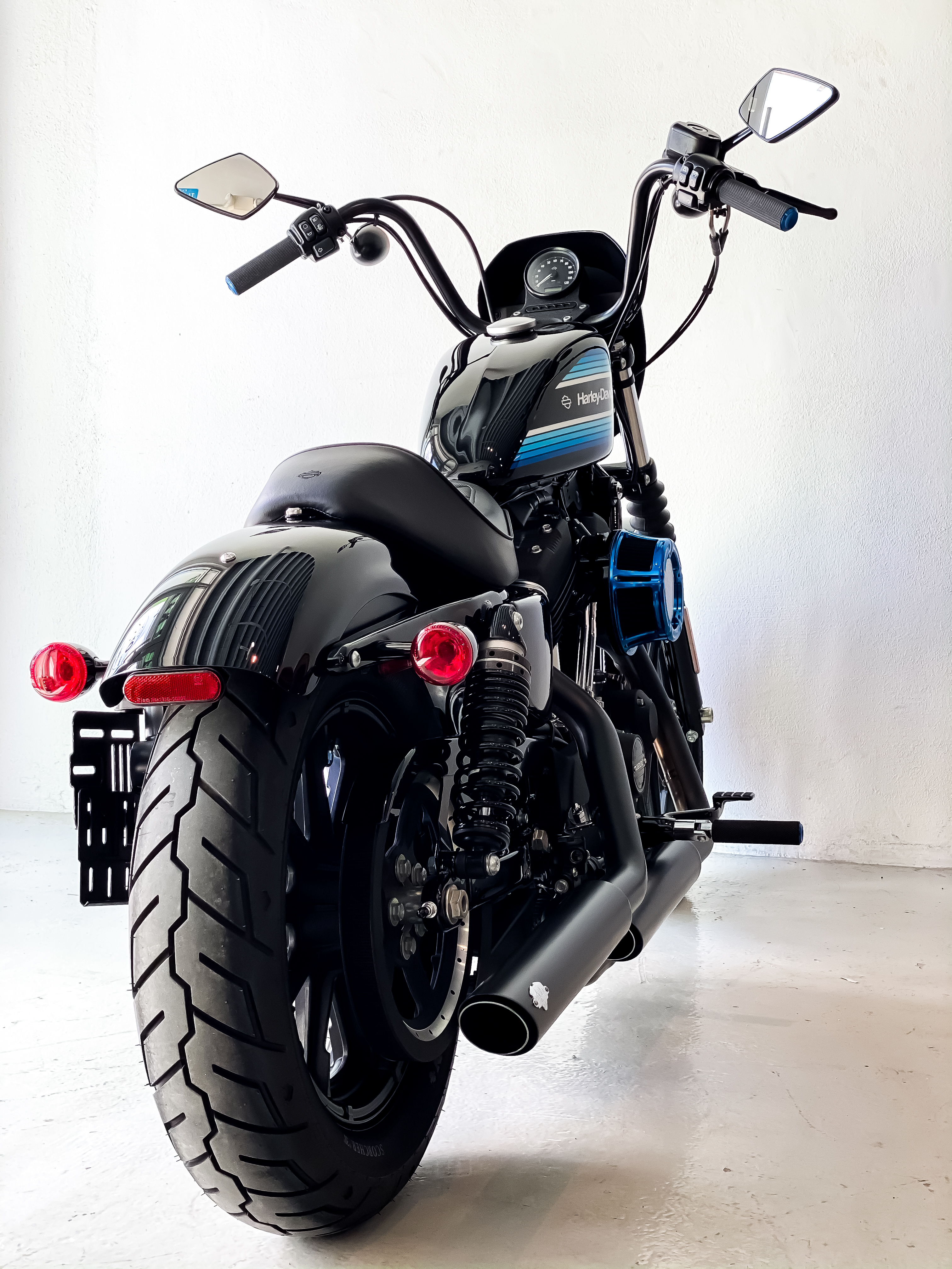2019 Harley Davidson XL1200NS Iron 1200 | Wynwood Moto Garage